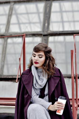 Фото №2 - Алессандра Гарсиа-Лоридо: красота размера plus