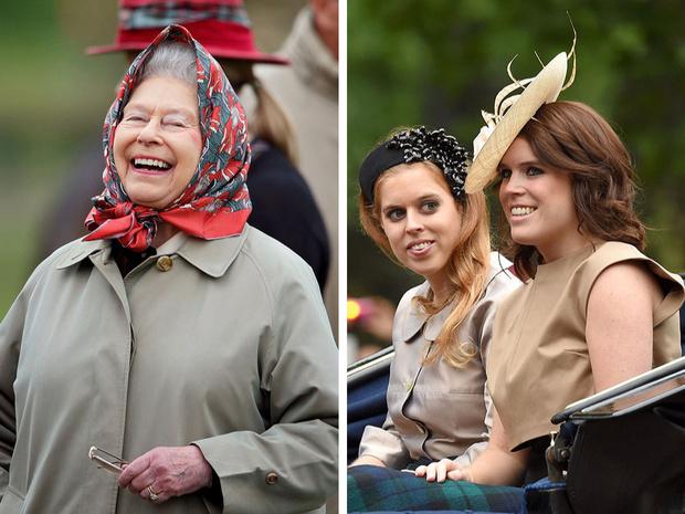 Фото №1 - Какой подарок Королева хотела сделать Беатрис и Евгении (и почему Сара Фергюсон от него отказалась)