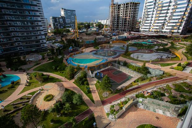 Фото №21 - Изоляция в центре города: ЖК «Оазис»