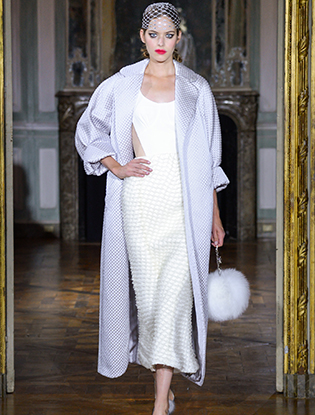 Фото №16 - Неделя Высокой моды в Париже: Ulyana Sergeenko Couture F2015