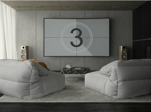 Фото №7 - Здесь живут фильмы: как обустроить дома настоящий кинотеатр
