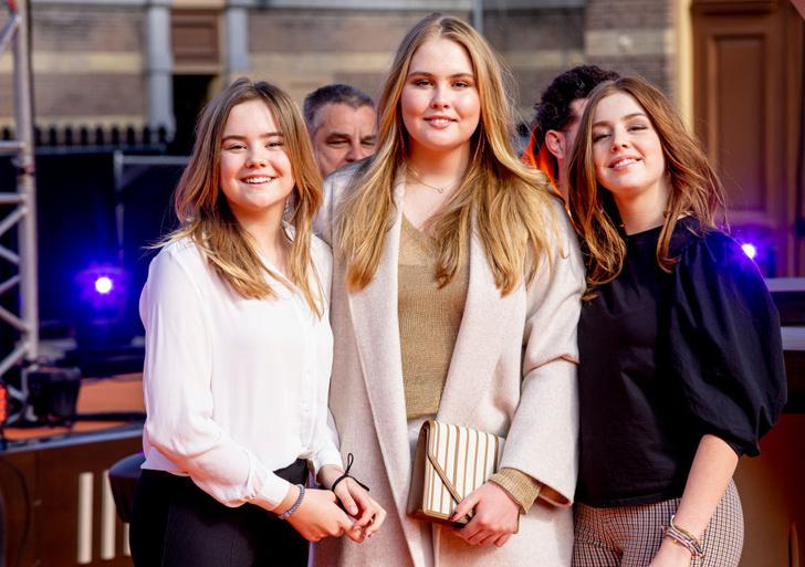 принцессы нидерландов фото