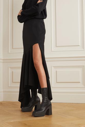 Фото №16 - Самые модные сапоги и ботильоны для осени и зимы 2021/22