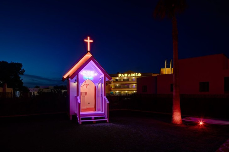 Фото №13 - Дикий Запад: отель Romeo's Motel & Diner на Ибице