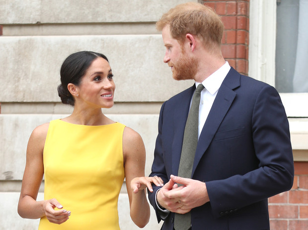Фото №34 - Британский апгрейд: как Меган Маркл изменила себя ради принца Гарри
