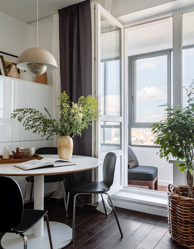 Фото №4 - Интерьер месяца: уютная квартира 35,7 м² в скандинавском стиле