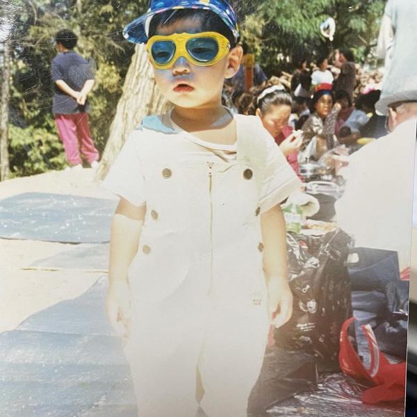 Фото №3 - Хван Ин Ёп показал, каким милахой был в детстве 😚