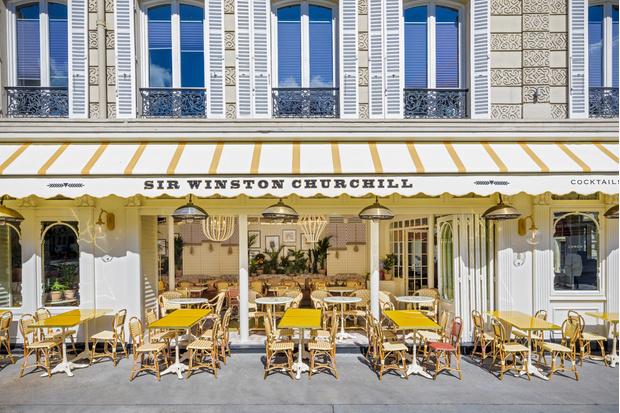 Фото №6 - Ресторан по проекту Лауры Гонсалес в Париже