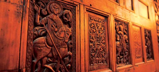 Фото №7 - Эль-Муалляка — надвратная церковь Богородицы