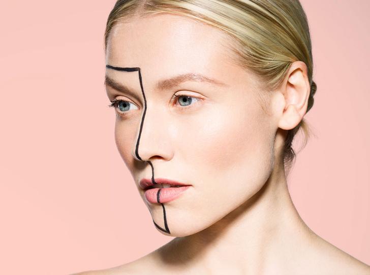 Фото №1 - «Дорожная карта» лица: как меняется овал с возрастом (и что с этим делать)