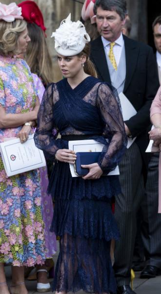 Фото №11 - 10 самых стильных гостей на свадьбе Леди Габриэллы Виндзор