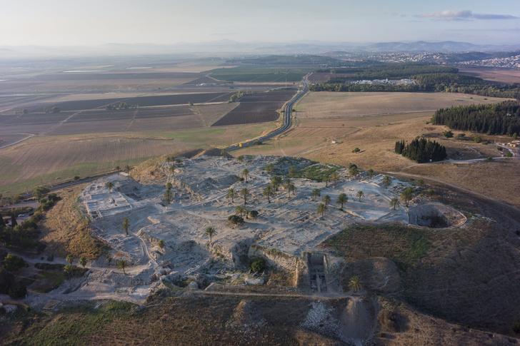 Фото №1 - Установлено происхождение ханаанцев