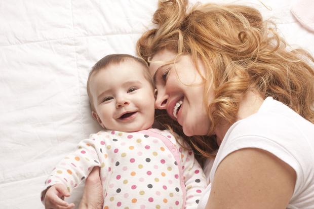 Фото №2 - Что происходит с молодой мамой после родов: 14 важных вопросов