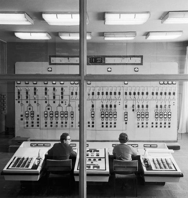 Фото №7 - Советские центры управления электростанциями: 16 фото для созерцания