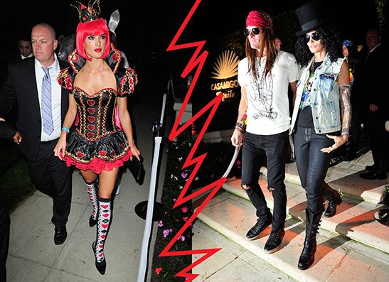 Фото №5 - Топ-10: Лучшие наряды звезд на Хэллоуин