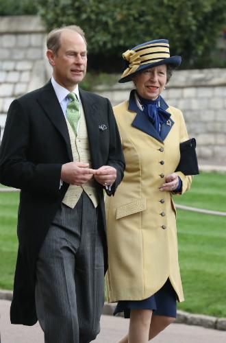 Фото №20 - 10 самых стильных гостей на свадьбе Леди Габриэллы Виндзор