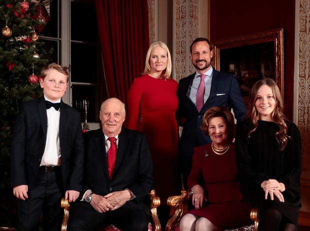 Фото №1 - Как проводит Рождество королевская семья Норвегии