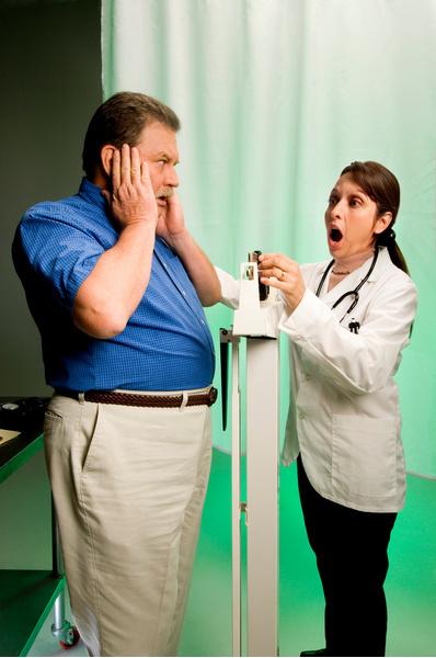 Фото №1 - Как незаметно посадить мужчину на диету и при этом не поссориться