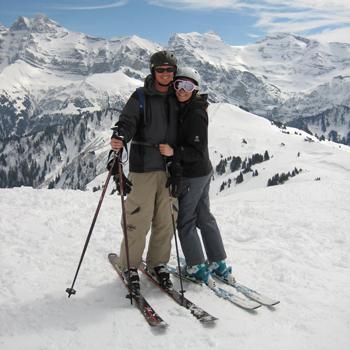 В Альпах даже вне гор найдется множество развлечений - и для большой компании, и для семьи, и для влюбленных.