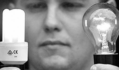 Фото №1 - Энергосберегающие лампы уменьшают выработку мелатонина