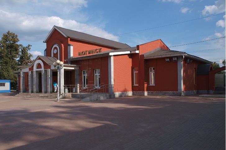 Фото №1 - Как назывался город Ногинск при его основании?