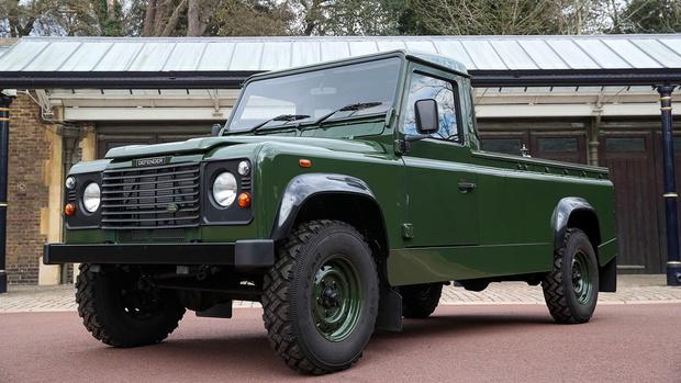 Фото №1 - Land Rover показал катафалк принца Филиппа, разработанный самим принцем Филиппом