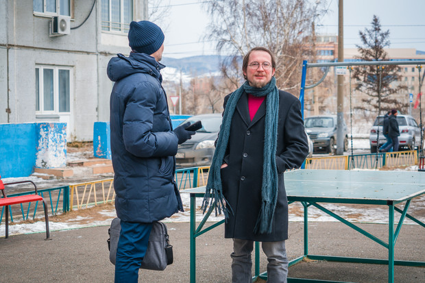 Фото №2 - «Город металлургов и чиновников»: как московский урбанист выбрал для жизни Красноярск