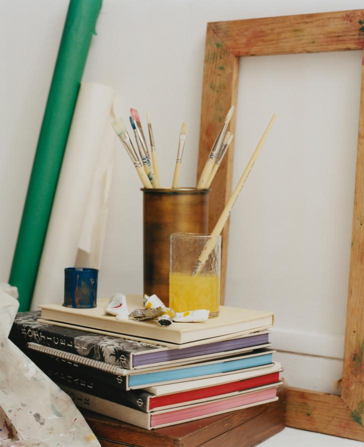 Фото №2 - Новая капсульная колекция Zara Home для художников