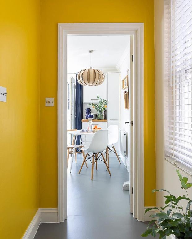 Фото №13 - Красим стены в желтый: 6 секретов солнечного интерьера