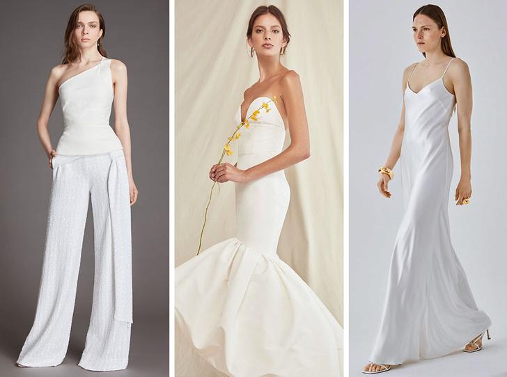 Фото №1 - От классики до экспериментов: 6 главных трендов свадебной моды в 2021 году