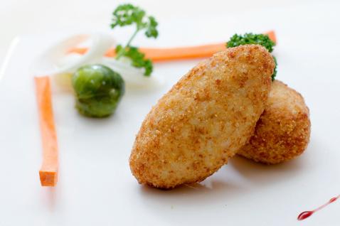 Фото №1 - Куриные котлеты с сыром: рецепты
