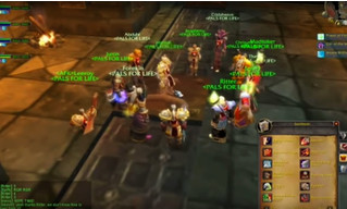 Вышел World of Warcraft Classic