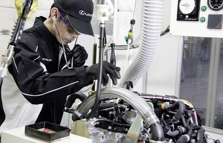 Фото №5 - Lexus: легенда о 47 такуми