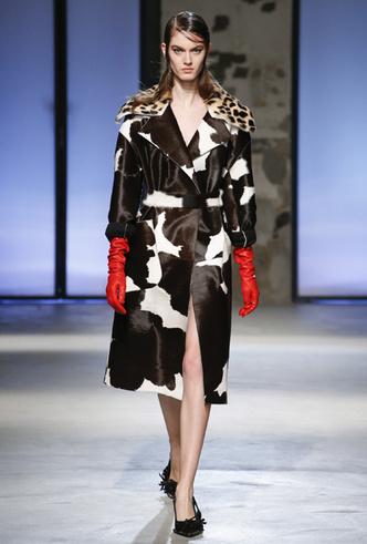 Фото №3 - Коровий принт – новый модный конкурент «леопарда» и «зебры»