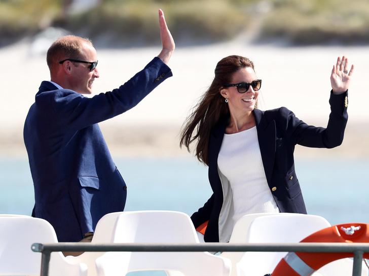 Фото №3 - Неидеальная невестка: чем образ жизни Кейт расстраивал королеву