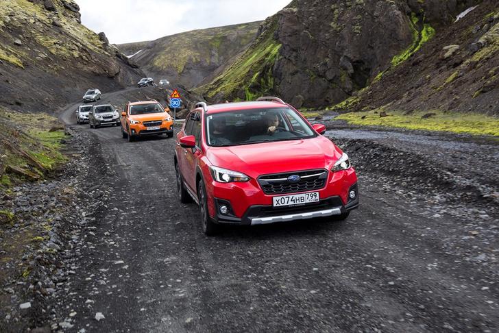 Фото №1 - Испытание исландским бездорожьем