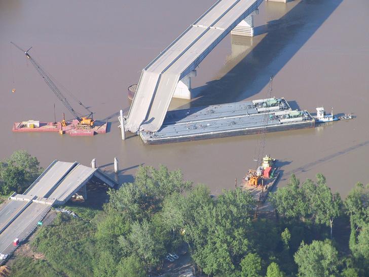 Фото №7 - Почему разрушаются мосты: 5 причин и примеров