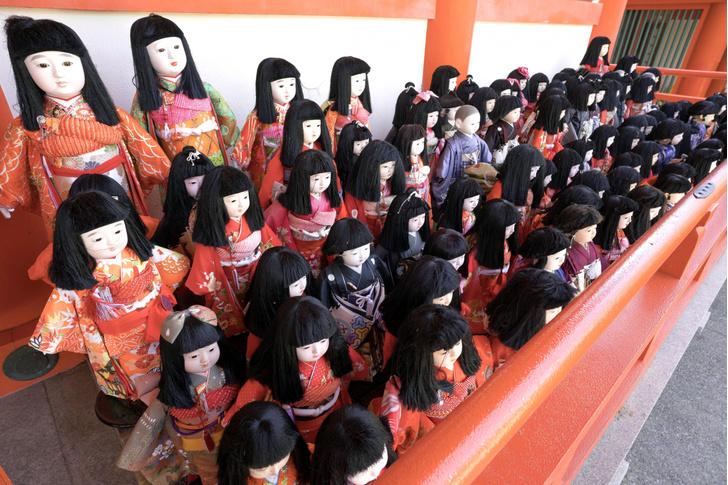 Фото №1 - Один кадр: Япония