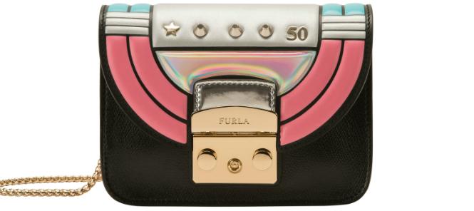 Фото №5 - Девять декад в новой капсульной колекции сумочек Metropolis от Furla