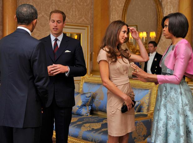 Фото №4 - Меган или Кейт: у кого первый год в королевской семье окажется легче (в итоге)