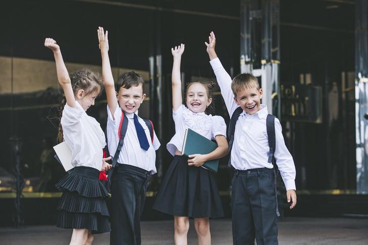 Фото №2 - Внешний вид учеников: что школа может запретить на самом деле, а что нет