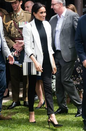 Фото №3 - Герцогиня Меган поддержала Серену Уильямс на Уимблдоне