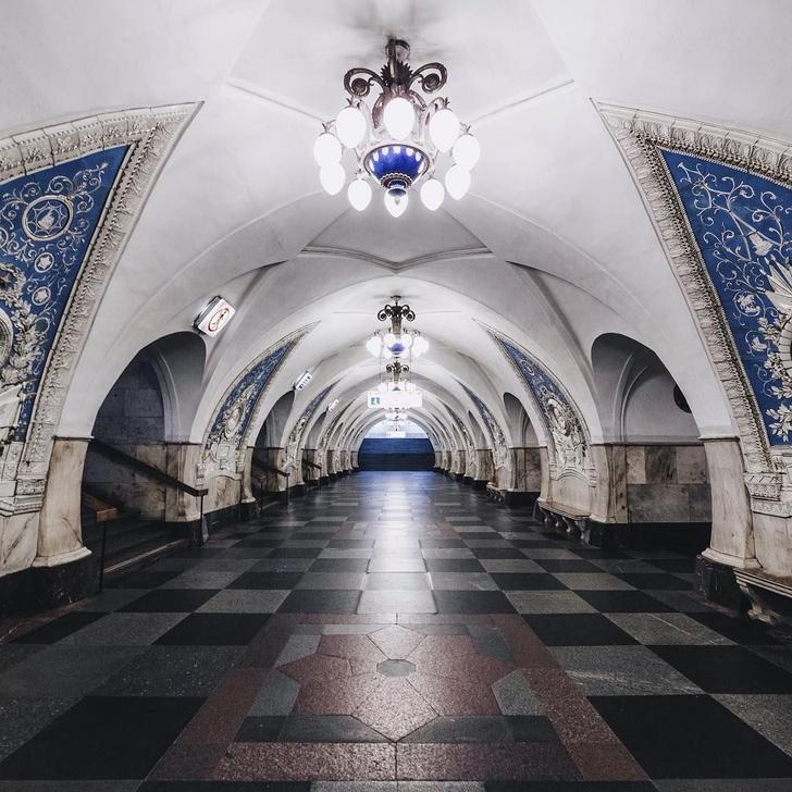 Фото №2 - Музей Москвы запускает цикл экскурсий по метро
