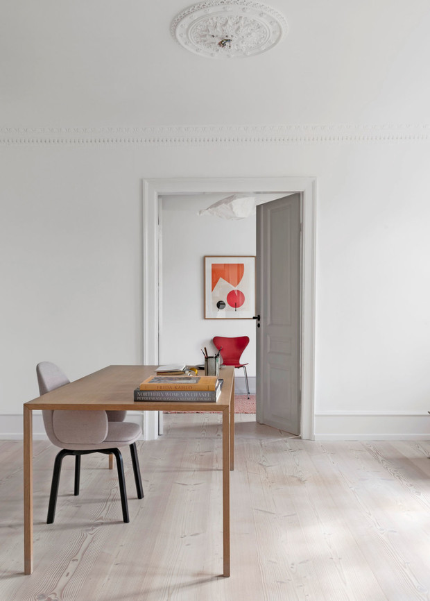Фото №5 - Квартира модельера Бритт Сиссек в Копенгагене