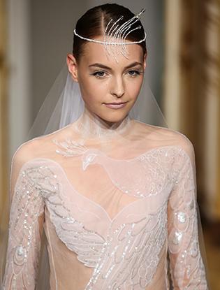 Фото №38 - В деталях: лучшие свадебные платья haute couture осень/зима 2016