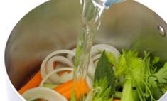 Бульон овощной (основной)