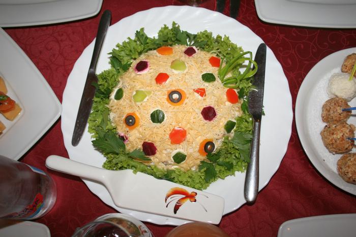 Рецепты, Новый год, праздничный стол