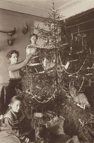 Фото №18 - Как отмечали Рождество в Русской императорской семье