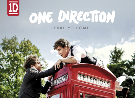 Фото №1 - One Direction выпустили альбом «Take Me Home»