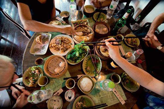 Фото №8 - Куайцзы своего счастья: история китайских палочек